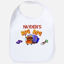 Hayden's Big Rig Bib