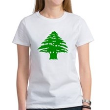 Green Cedar Tree Tee