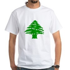 Green Cedar Tree Shirt