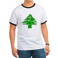 Green Cedar Tree T