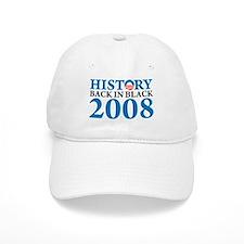 History Obama Back in Black Baseball Cap