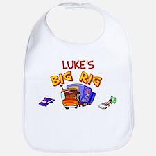 Luke's Big Rig Bib