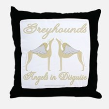 ANGELS IN DISGUISE THROW PILLOW