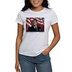 Reagan on Liberal Ignorance Women's T-Shirt