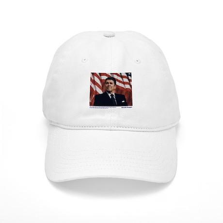 Reagan on Liberal Ignorance Cap