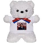 Reagan on Liberal Ignorance Teddy Bear