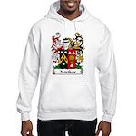 Novikov Family Crest Hooded Sweatshirt