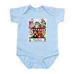 Novikov Family Crest Infant Creeper