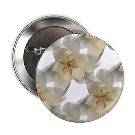 "Magnolia 2.25"" Button (100 pack)"