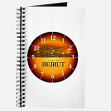 Time in Beirut Journal