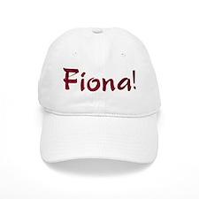 Fiona! Design #285 Baseball Baseball Cap