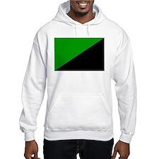 Green Anarchist Hoodie