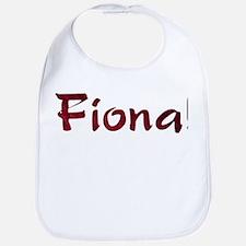 Fiona! Design #285 Bib