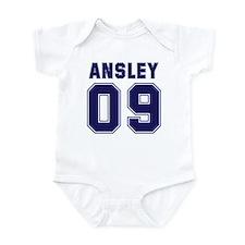ANSLEY 09 Infant Bodysuit