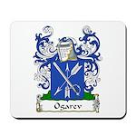 Ogarev Family Crest Mousepad