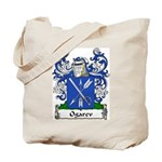 Ogarev Family Crest Tote Bag