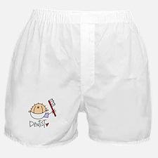 Male Dentist Boxer Shorts