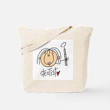 Female Dentist Tote Bag