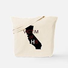 Unique Victim of h8 Tote Bag