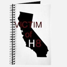 Unique Victim of h8 Journal