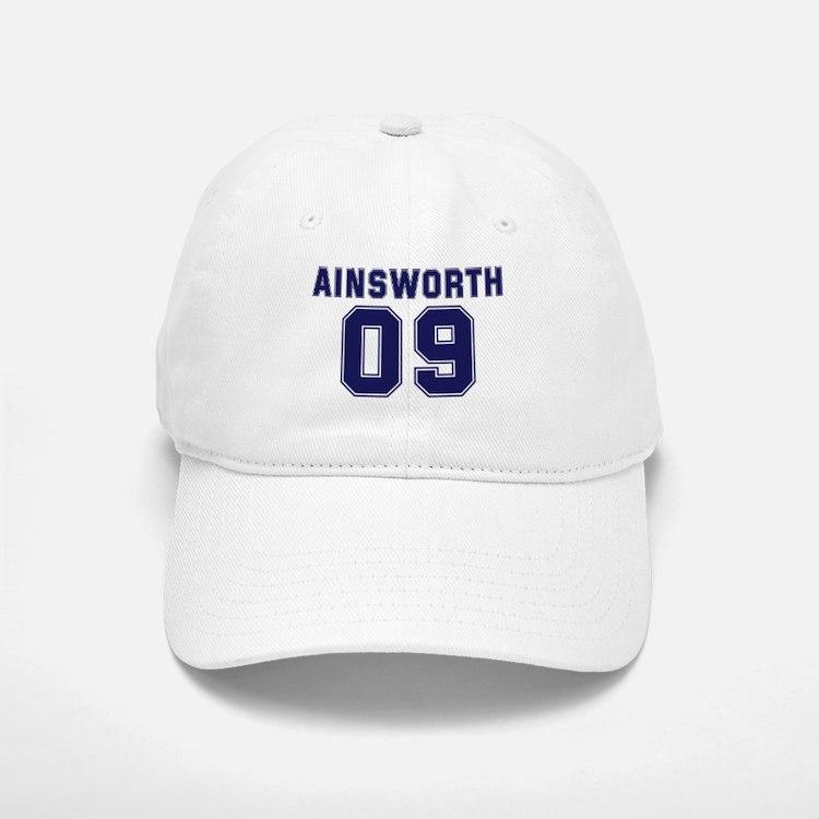 AINSWORTH 09 Baseball Baseball Cap