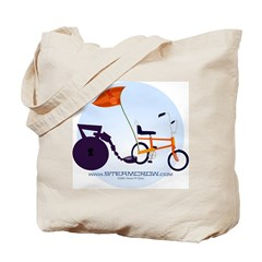 Monster Jasu Tote Bag