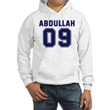ABDULLAH 09 Hoodie