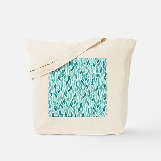 Mosaic Pattern Tote Bag