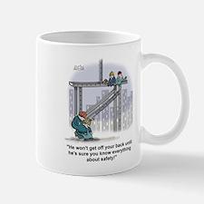 Unique Mine safety Mug