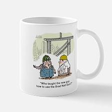 Cool Mine safety Mug