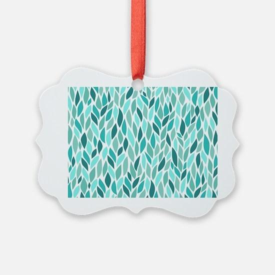 Mosaic Pattern Ornament