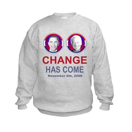 OBAMA SHOPS: Kids Sweatshirt