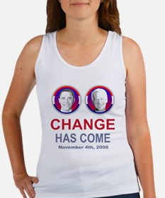 OBAMA SHOPS: Women's Tank Top