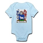 Petrovsky Family Crest Infant Creeper