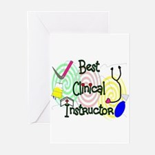 Nursing Instructor Greeting Cards (Pk of 20)