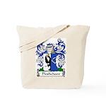 Pleshcheev Family Crest Tote Bag