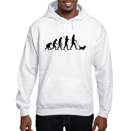 Dandie Dinmont Terrier Hooded Sweatshirt