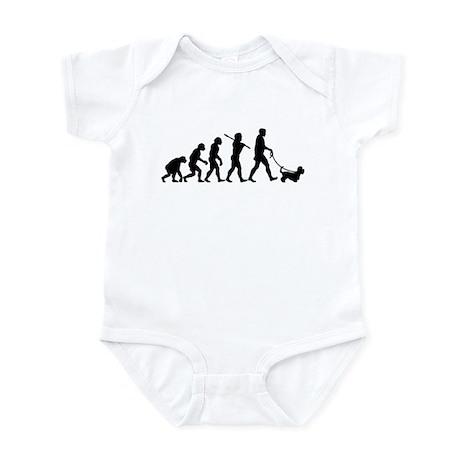 Dandie Dinmont Terrier Infant Bodysuit
