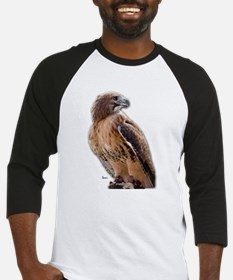 Red Tail Hawk (3) Baseball Jersey