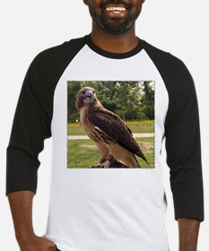 Red Tail Hawk (2) Baseball Jersey