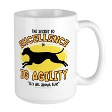 Secret IG Agility Mug