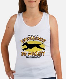 The Secret to IG Agility Women's Tank Top