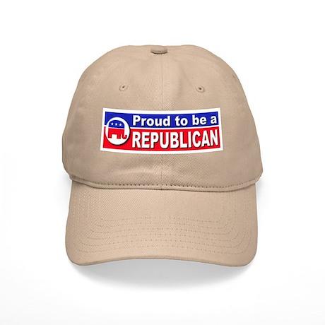Proud to be a Republican Cap