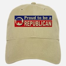 Proud to be a Republican Cap