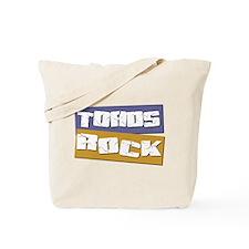 Toads ROCK Tote Bag