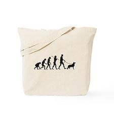 German Shepherd Dog Tote Bag