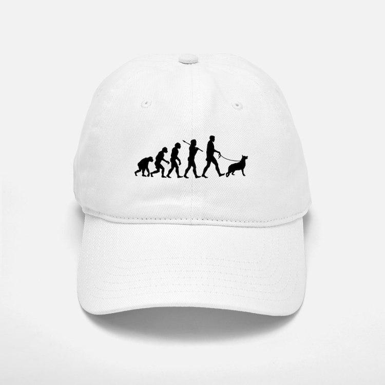 German Shepherd Dog Baseball Baseball Cap