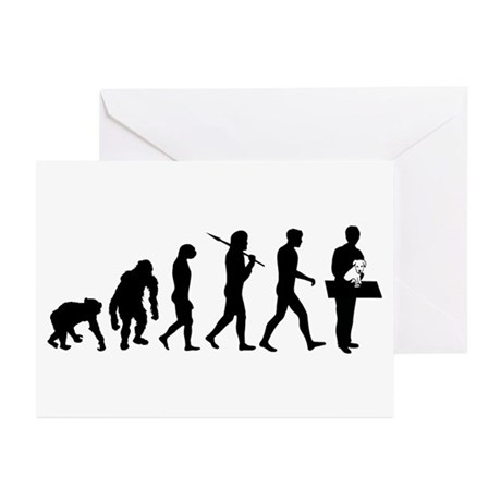 Veterinarian Greeting Cards (Pk of 20)