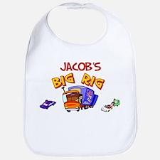 Jacob's Big Rig Bib