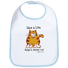 Shelter Cat Bib